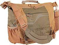 Сумка BLACKHAWK Courier Bag ц:зелёный/коричневый