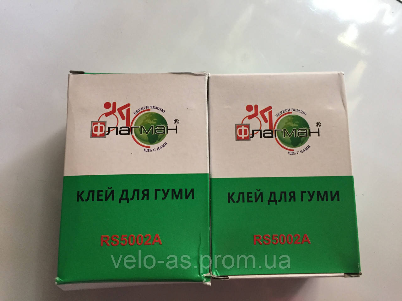 Клей для ризины Флагман ремкомплект RS5002A (12шт)