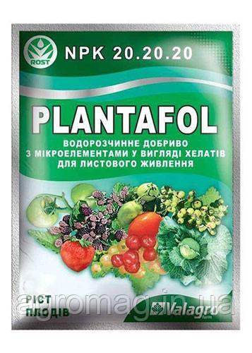 Плантафол 25г (20 20 20) валагро