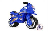 Беговой велосипед Injusa Motor Tundra 195