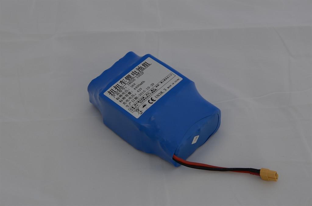 Аккумулятор для гироборда Li-Ion 36V 4.4AH A-Grade