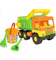 Машина MINI TRUCK с набором для песка 39159