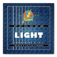 Струны FRAMUS 45200 BLUE LABEL LIGHT (09-42)