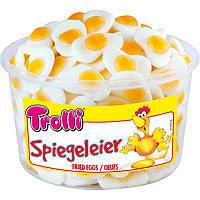 """Жевательный мармелад """"Яичница"""" """"Eggs"""" Тролли Trolli 1200гр./150шт."""