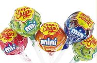 """Леденец на палочке Chupa Chups mini """"Чупа чупс мини"""" 200 шт/пакет"""