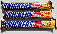 "Батончик ""Snickers+1"" ""Сникерс +1""  112,5грамм"