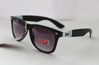 Модные универсальные солнцезащитные очки вайфарер