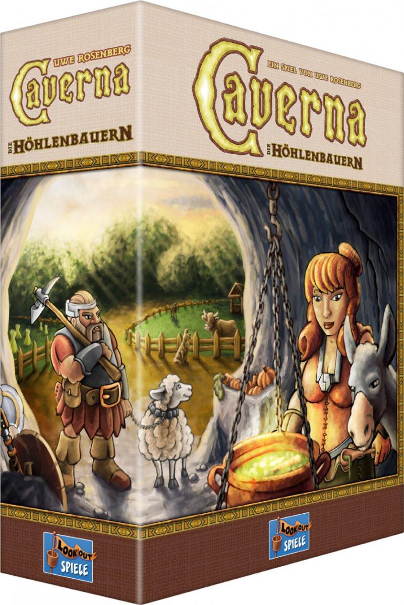 Каверна: Пещерные фермеры (Caverna: The Cave Farmers)