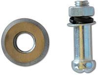 Элементы запасные режущие для плиткореза Favorit 16х6х3 мм Арт.11-282