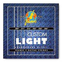 Струны FRAMUS 45210 BLUE LABEL CUSTOM LIGHT (09-46)
