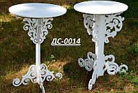 Свадебный столик для росписи (прокат - 499 грн)