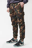 Штаны мужские Feel and Fly Cargo Camo