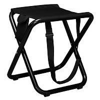 Складной стул Р-25 черный (Time Eco TM)