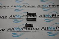 Боковая заглушка для мобильного телефона Sony D5503 Xperia Z1 Compact Mini белая