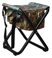 Складной стул Р-25 с сумкой камуфляж (Time Eco TM)