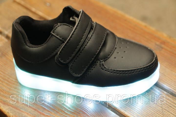 9e1ac523 Детские светящиеся кроссовки LED для малюток 22-28 размер- купить ...
