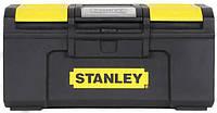 Ящик STANLEY Basic Toolbox для инструмента пластмассовый 486х266х236мм Арт.(1-79-217)