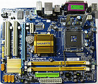Gigabyte G31M-ES2L (s775, Intel G31, PCI-Ex16)