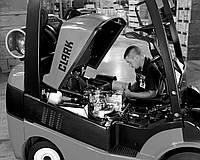 Ремонт и техническое обслуживание погрузчиков