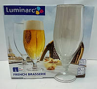 Набор бокалов д/пива Luminarc French Brasserie 2 пр 620 мл J2870/1