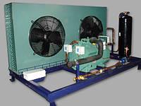 """Среднетемпературная холодильная машина с воздушным конденсатором """"тропического"""" типа"""
