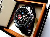 Супер крутые мужские часы BMW. Яркий дизайн. Отличное качество. Доступная цена. Дешево. Код: КГ888