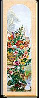 Набор для вышивания бисером на художественном холсте Сад богов-1