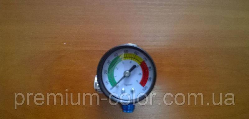 Регулятор тиску з манометром Devilbiss (Тайвань)