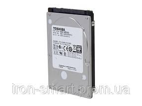 Жесткий диск 2.5' 500Gb Toshiba, SATA2, 8Mb, 5400 rpm (MQ01ABD050) (Ref)