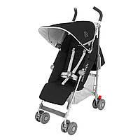 Прогулочная коляска Maclaren Quest Black/Silver (WM1Y040091)
