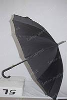 Зонт мужской трость, 16 спиц