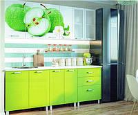 Кухня  Яблоко фабрика SV Мебель (2 метра)