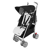 Прогулочная коляска-трость Maclaren Techno XLR Black/Silver (WM1Y150092)