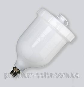 Бачок пластиковий до фарбопульта Durr