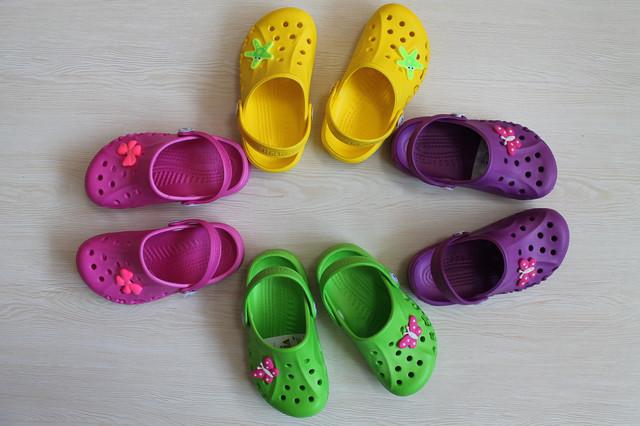 style-baby.com жовті крокси