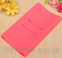 Чехол силиконовый для для Xiaomi Power Bank 5000 mAh Pink розовый оригинал Гарантия!