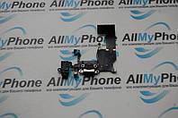 Шлейф для Apple iPhone 5C коннектора зарядки /   коннектора наушников / с микрофоном / с компонентами черный