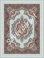 Иранский ковер (Персидский),  коллекция Pars, Jahan Nama, Blue