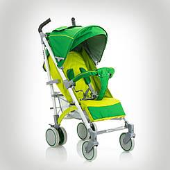 Коляска трость BabyHit. Rainbow (D200) -  Green