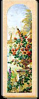 Набор для вышивания бисером на художественном холсте Сад богов-3