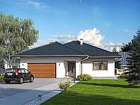 Проект одноэтажного дома hd 189