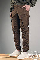 Штаны Veik Chino Pants brown