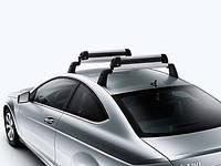 Рейлинги на крышу Mercedes C C-Class W205 2014+ Новые Оригинальные