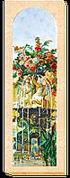 Набор для вышивания бисером на художественном холсте Сад богов-2