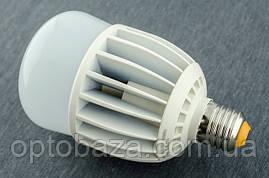 Светодиодная (LED) лампа Videx 20Вт алюминий E27 6000K, фото 2