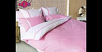 Постельное белье 983 «Дуэт розовый» ТЕП
