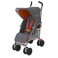 Прогулочная коляска-трость Maclaren Techno XT Charcoal/Marmelade (WM1Y070142)