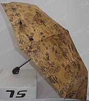 Зонт женский карбоновая спица, малый купол, фото 1