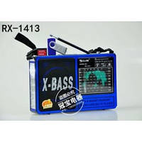 Радиоприемник GOLON RX-1413 + mp3+ фонарь