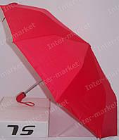 Зонт женский однотонный стальная спица, фото 1